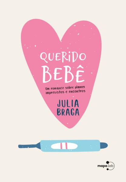 Capa do livro Querido Bebê